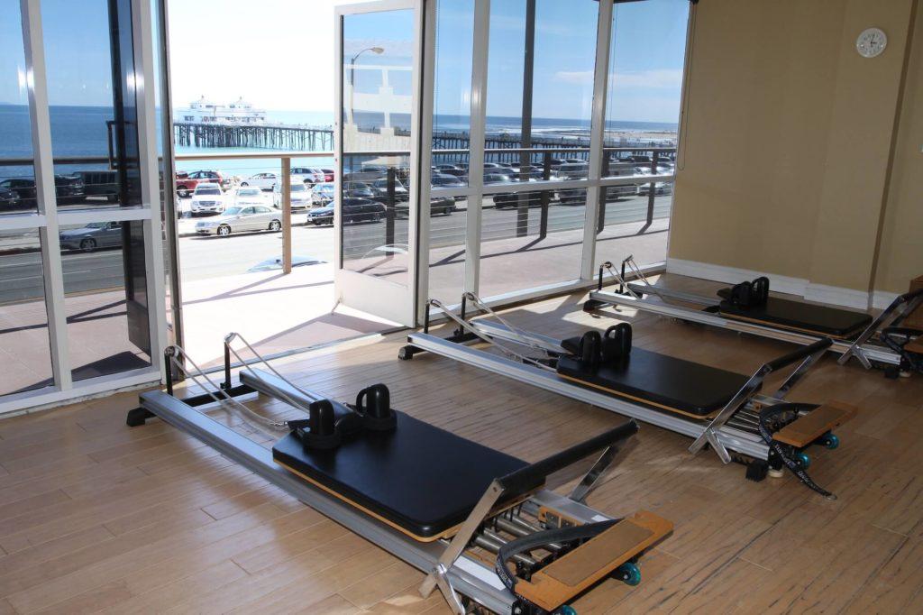 Reformer Pilates in Malibu