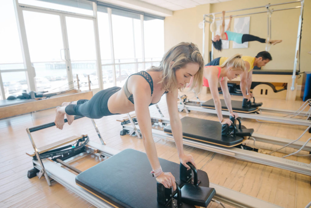 Malibu beach Pilates Schedule